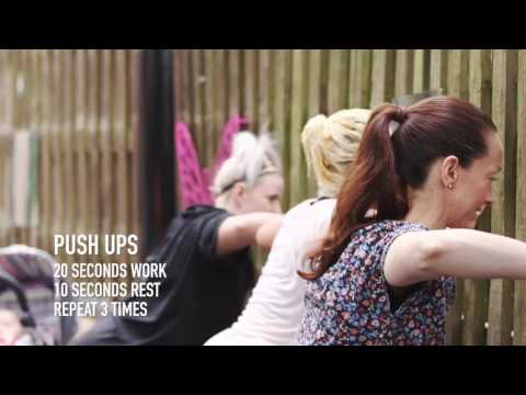 School Run Workout | David Lloyd Clubs