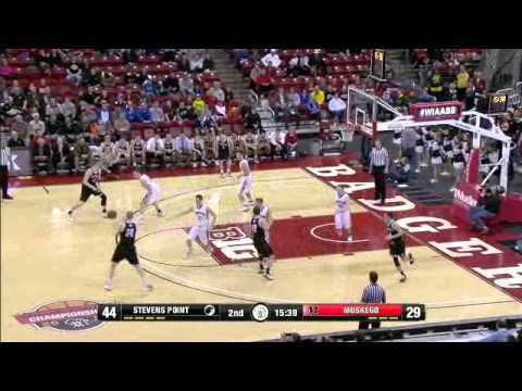 SPASH Vs Muskego - Wisconsin High School Basketball State Championship