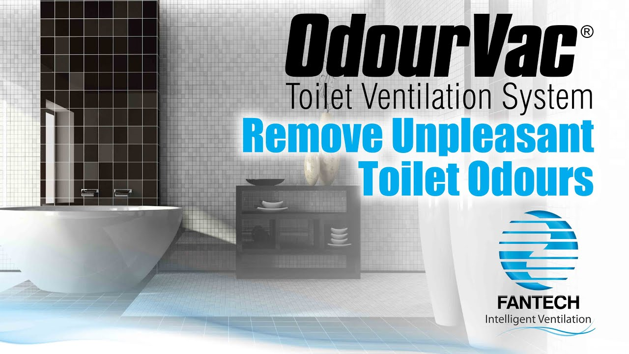 Remove Unpleasant Toilet Odours