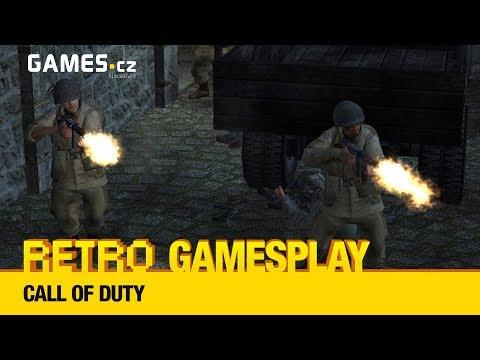 Retro GamesPlay: Call of Duty