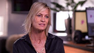 Robin Wright on Kevin Spacey's 'House of Cards' Exit: 'I Didn't Know the Man'