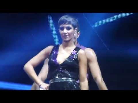 The Saturdays - Not Giving Up (Live in Wembley Sept 19 2014)