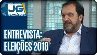 Gamberini entrevista Mauro Paulino, diretor do Datafolha, sobre pesquisas eleitorais e eleições 2018