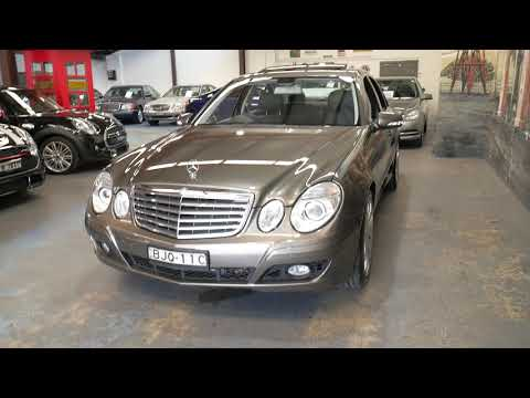 Mercedes Benz E280 Sports Edition Saloon - 2008