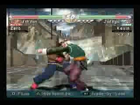 VF4 ver.C match - Tech Romancer (Jeffry) vs Ka (Shun) 2007