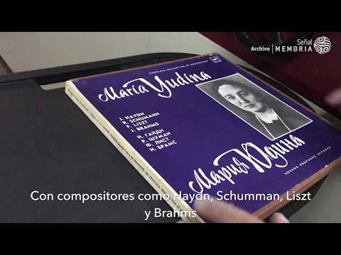 Maria Yudina - Complete collection of recordings