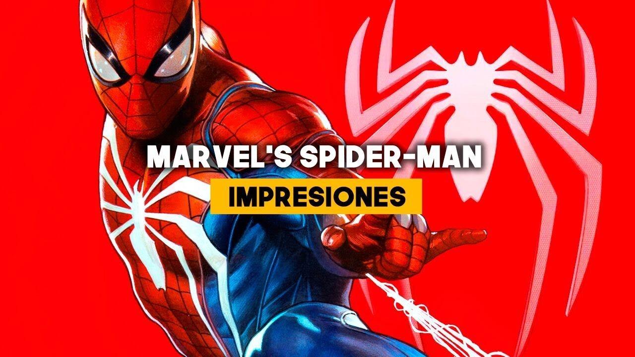 Marvel's Spider-Man: LLEGA el TREPAMUROS a PS4