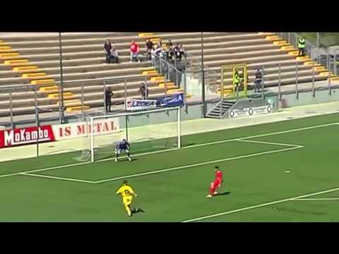 Teramo - L'Aquila 0-1 - L'uomo-derby Salvatore Sandomenico