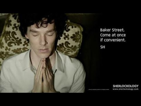 My Best Moments from SHERLOCK season 1