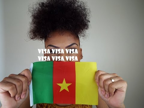 So YOU NEED  a visa to go to CAMEROON