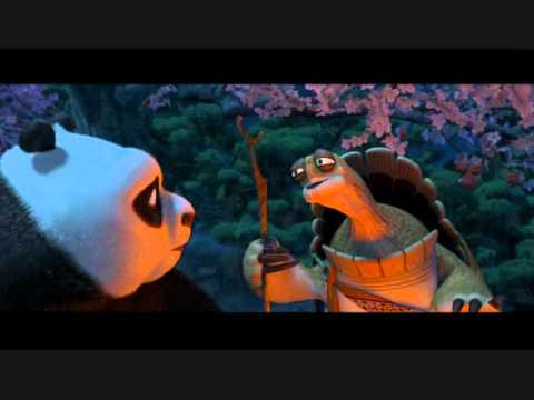 Kung fu panda vivre le pr sent youtube - Maitre kung fu panda ...