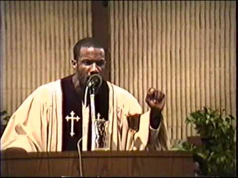 "Bishop Noel Jones- ""Victory In Knowing Jesus"""