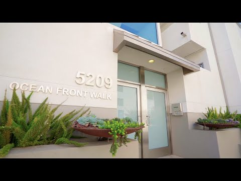 Stunning Marina Del Rey Property