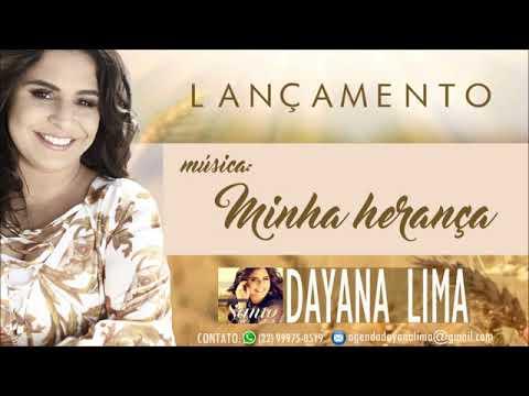 MINHA HERANÇA - LOUVOR IMPACTANTE PARA CONGRESSO - DAYANA LIMA