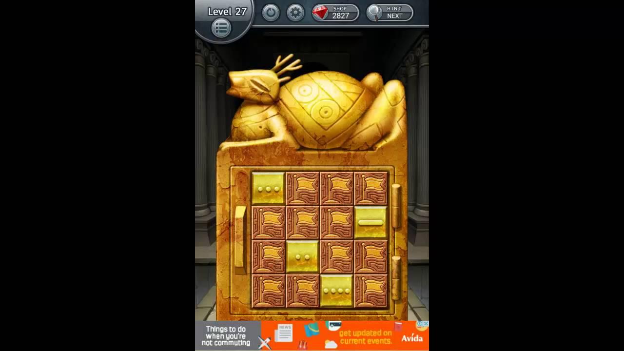 Open Puzzle Box Level 27 Walkthrough Youtube