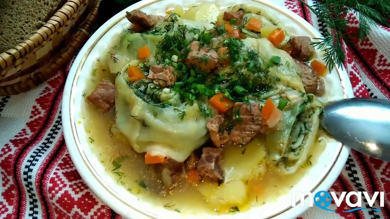Украинские нудли. украинская кухня. #вкусняшки #суп #вкусняшечки #рецепт