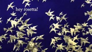Hey Rosetta!- Red Heart