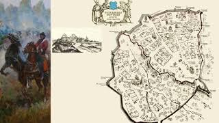 Полтавська фортеця історія  Полтавская крепость история города Полтава. Екскурсії по Полтаві 2018