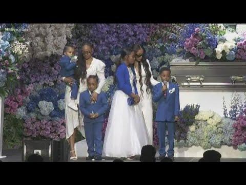 Nipsey Hussle's memorial service held in Los Angeles