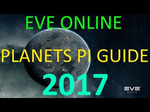 2017 EVE PLANET GUIDE