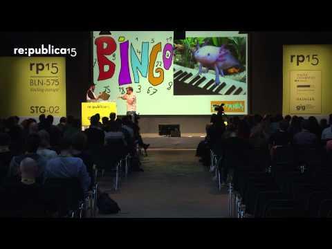 re:publica 2015 - Trimm dein Bingo! – Herm und Nilz als Fitnessgurus on YouTube