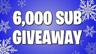 6,000 Subscriber MASSIVE Fortnite Save the World GIVEAWAY and STORM KING FIGHT | Info below!