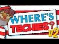 Gambar cover Where's Techies? v2 - DotA 2 Funny Moments