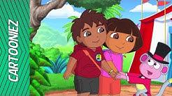 Dora The Explorer | 3 HOUR COMPILATION! | Disney For Kids Full Episodes!