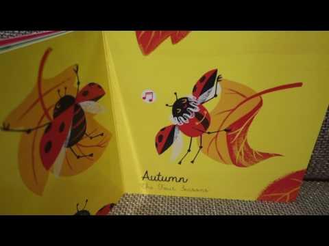 Music sound books -  Vivaldi