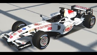 Assetto Corsa - F1 2004 MOD // GTX 1060 // 1080P 60FPS // PC Gameplay☆Magny Cours // Imola☆