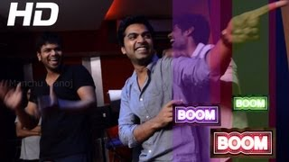 Bujji Pilla Full Song Making HD - Potugadu Movie - Manchu Manoj, Simbu, Achu