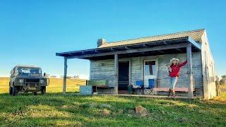 My Tiny House In The Outback Of Australia | Home Tour | Farm Life Australia