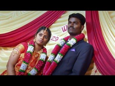 Mariraj + Ponmalar Wedding Highlight