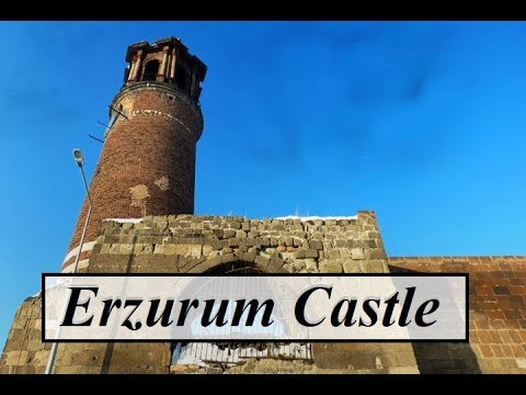 "Turkey/Erzurum (Castle of Erzurum ""Three Tombs"")  Part 6"