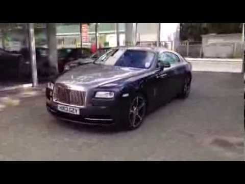 rolls royce wraith rolls royce silver wraith i freie werkstatt berlin youtube. Black Bedroom Furniture Sets. Home Design Ideas