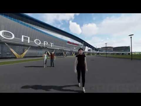 Строительство нового аэровокзального комплекса в аэропорту Южно Сахалинск