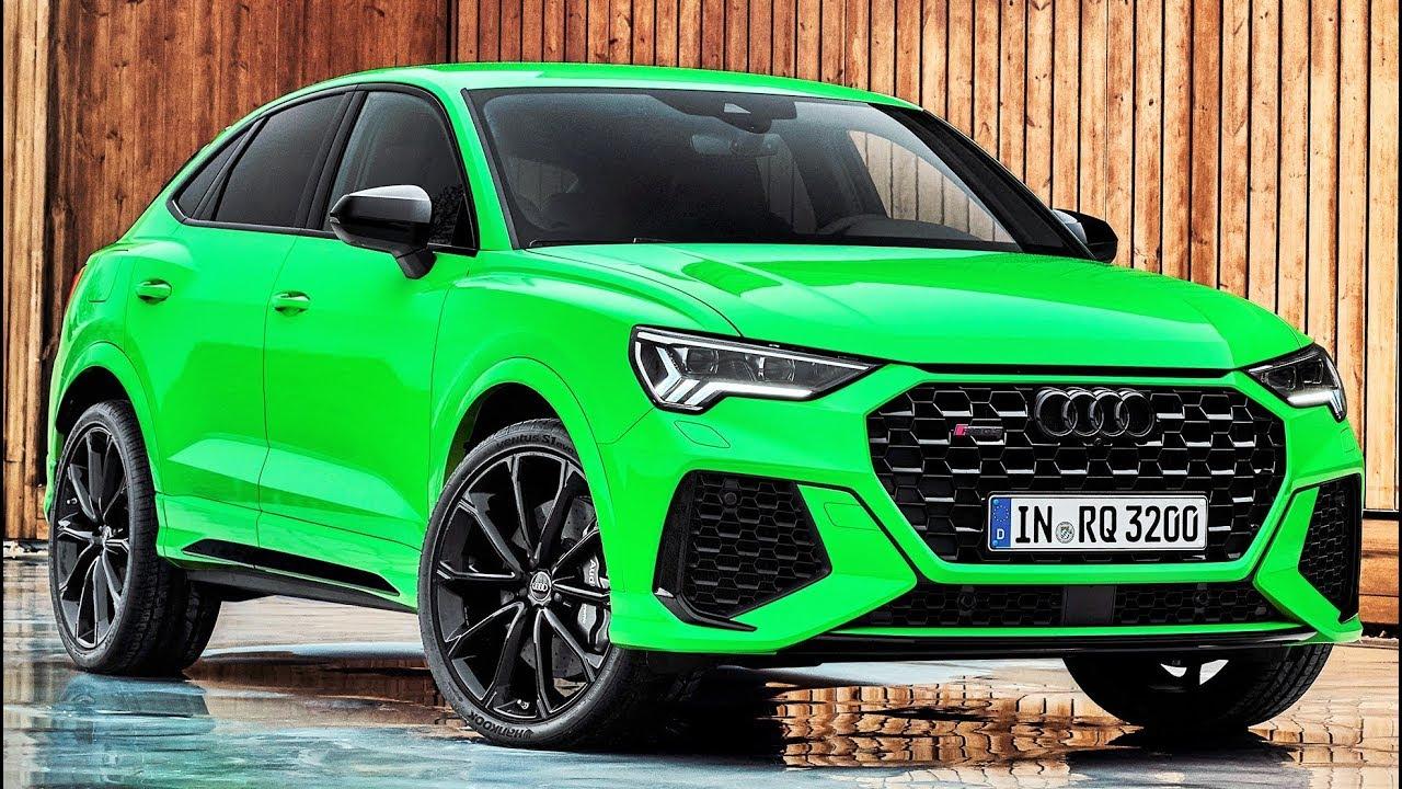 2020 Audi Rs Q3 Sportback Compact Performance Suv Youtube