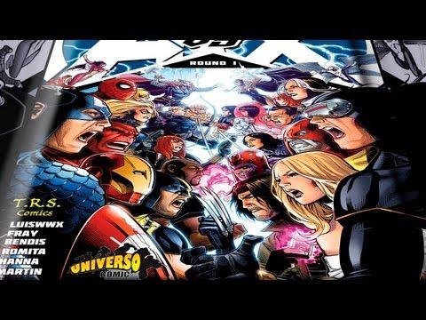 Avengers vs X-Men [Español] Round #1