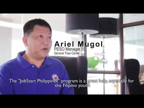 JobStart Philippines program video