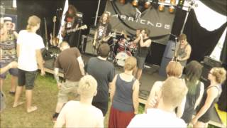 Barricade - My Enemy (Live @ Openair Out In The Gurin 2015 @ Rheinau Sargans)