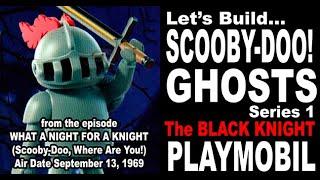 Fantasma vilão Series #1 SNOW Fantasma Novo Completo Original PLAYMOBIL SCOOBY-DOO