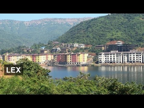 Investing in India's new hill station