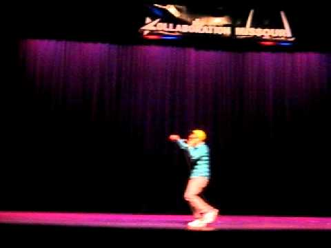Alvin Lim - Beatboxing @ KollabMO 2010