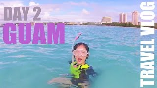 괌여행 스노클링, 쇼핑 그리고 맛집 Snorkling in Guam Travel VLOG Day 2