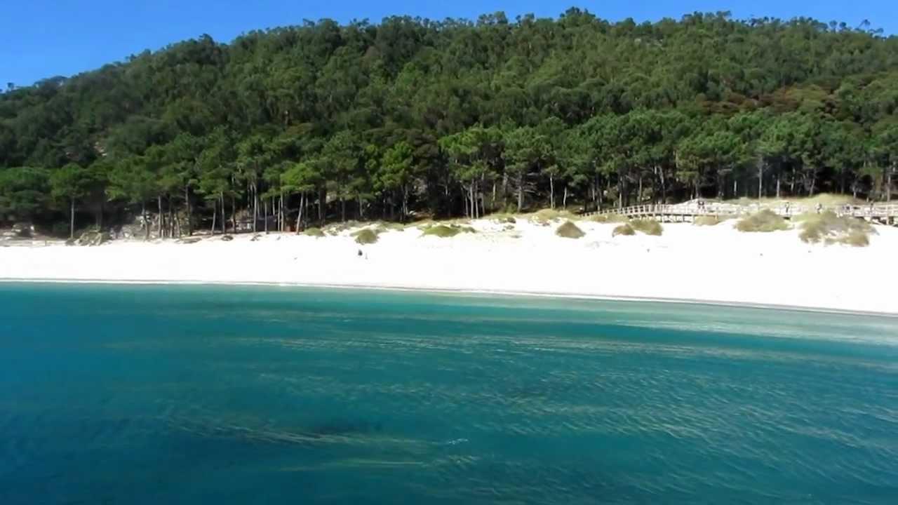 playa de rodas isla cies