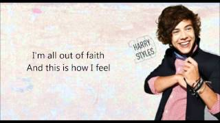Torn (Acoustic) - One Direction [Lyrics]