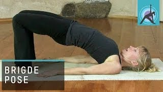 Bridge Pose / Setu Bandha Sarvangasana , Yoga