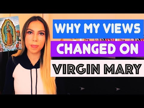 HOW MY VIEWS CHANGED ON VIRGIN MARY | CATHOLIC #ASKLIZZIE