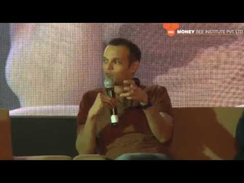 Mr. Ridham Desai, MD Morgan Stanley Research, India at Money Bee Month 2017