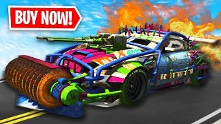 GTA 5 Arena War - NEW Apocalypse Vehicles Spending Spree!! (GTA 5 New Update DLC)